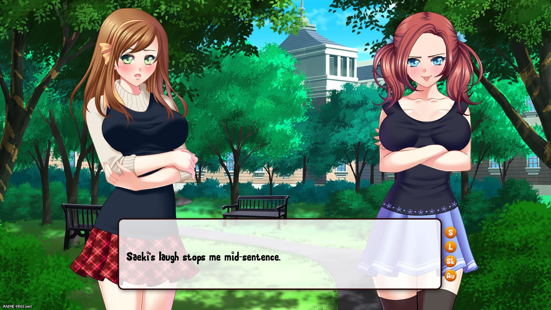 Summer Fling [2016] [Uncen] [VN] [ENG] H-Game