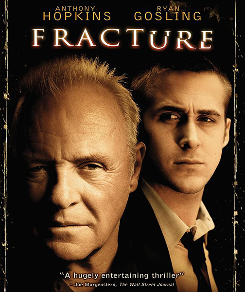 Перелом / Fracture (2007) WEB-DL 1080p | D, A | Open Matte