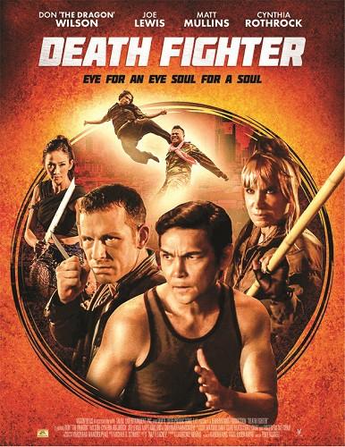 Death Fighter 2017 DVDRip XviD AC3-EVO