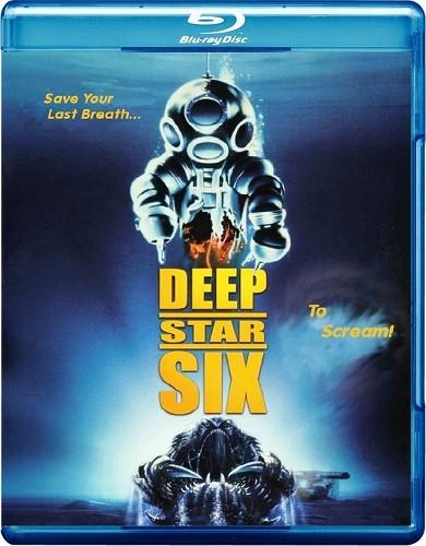 DeepStar Six 1989 BRRip XviD MP3-RARBG