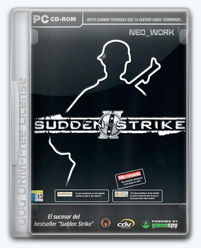 Sudden Strike 2 / Противостояние 4 (2002) [Ru/Multi] (2.2) License GOG