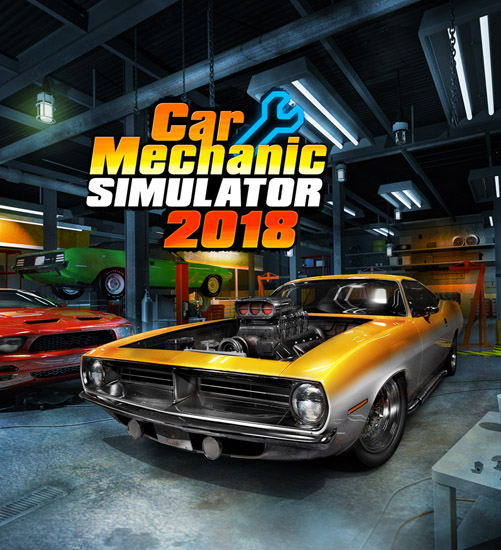 Car Mechanic Simulator 2018 [v 1.2.0 + 2 DLC](2017) PC | RePack от xatab