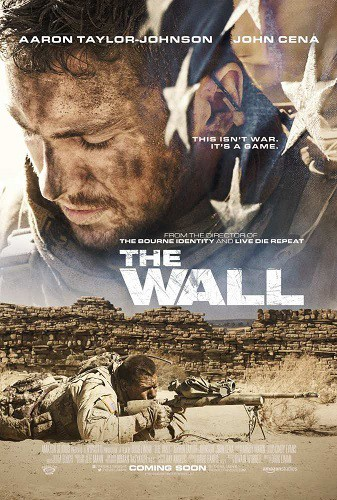 The Wall 2017 1080p WEB-DL H264 AC3-EVO