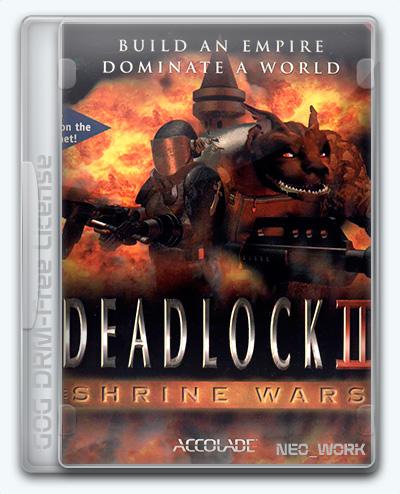 Deadlock 2: Shrine Wars (1998) [En/Ge] (1.2) License GOG