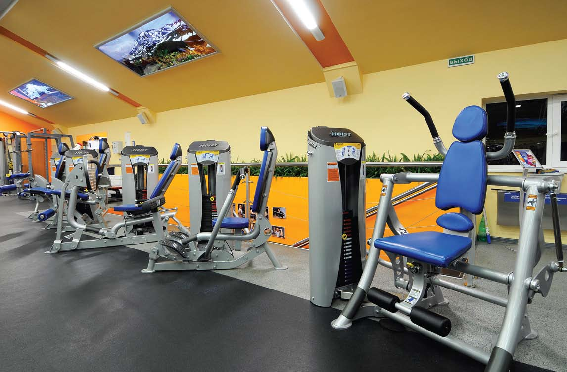 Профессиональное спортивное оборудование  сферы применения и преимущества 698a54042d5