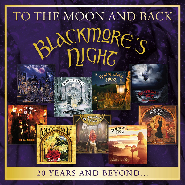 Blackmore's Night - To the Moon and Back: 20 Years and Beyond (2017) FLAC