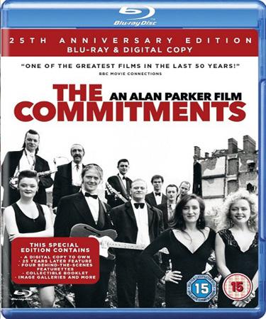 Обязательства / Группа Коммитментс / The Commitments (Алан Паркер / Alan Parker) [1991, Ирландия, Великобритания, США, комедия, музыка, BDRip 1080p] 2x MVO (R5, 5 канал) + DVO (НТВ+) + VO + Sub Rus, Eng + Original Eng