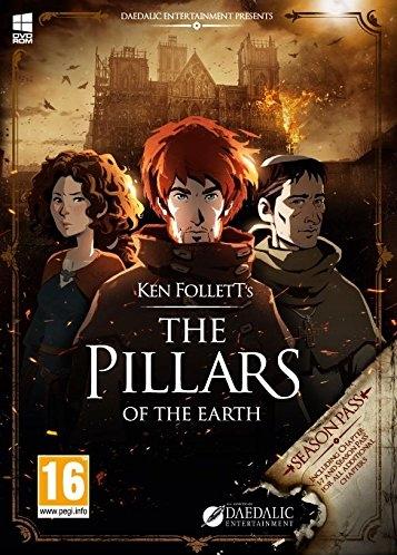Ken Follett's The Pillars of the Earth: Book 1-3 (2017) PC | Лицензия