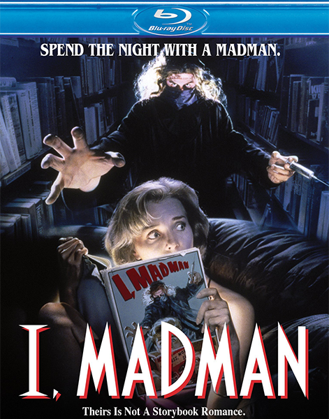 Безумная / I, Madman (1989) BDRip 1080p | P, P2, A, L1