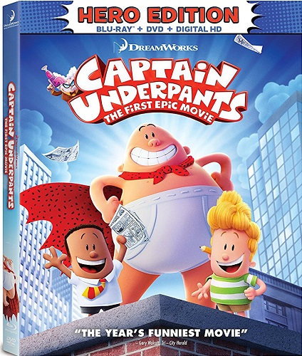 Captain Underpants The First Epic Movie 2017 1080p BluRay x264-DRONES