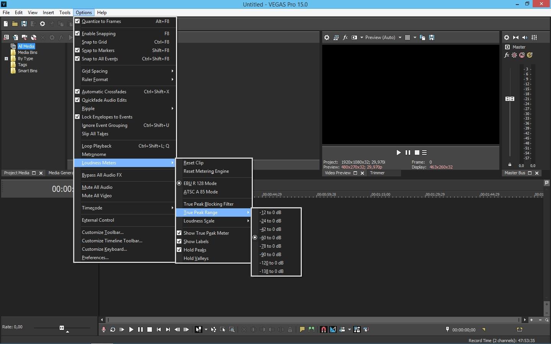 MAGIX VEGAS Pro 15.0.0.177 (2017) Английский