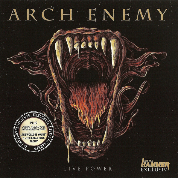 Arch Enemy - Live Power [Metal Hammer Exclusive] (2017) FLAC