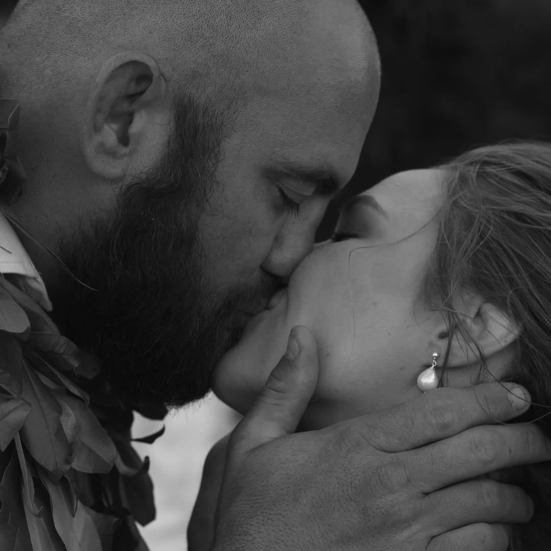 Ронда Роузи вышла замуж