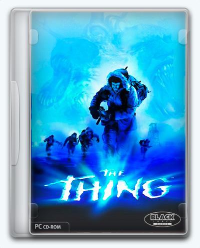 The Thing (2002) [Ru/En] (1.2) Repack 1nomok