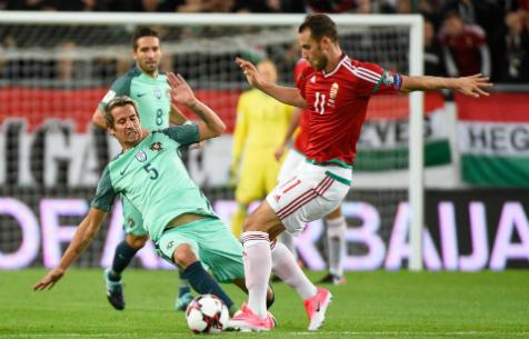 Коэнтрау получил травму в матче за сборную Португалии