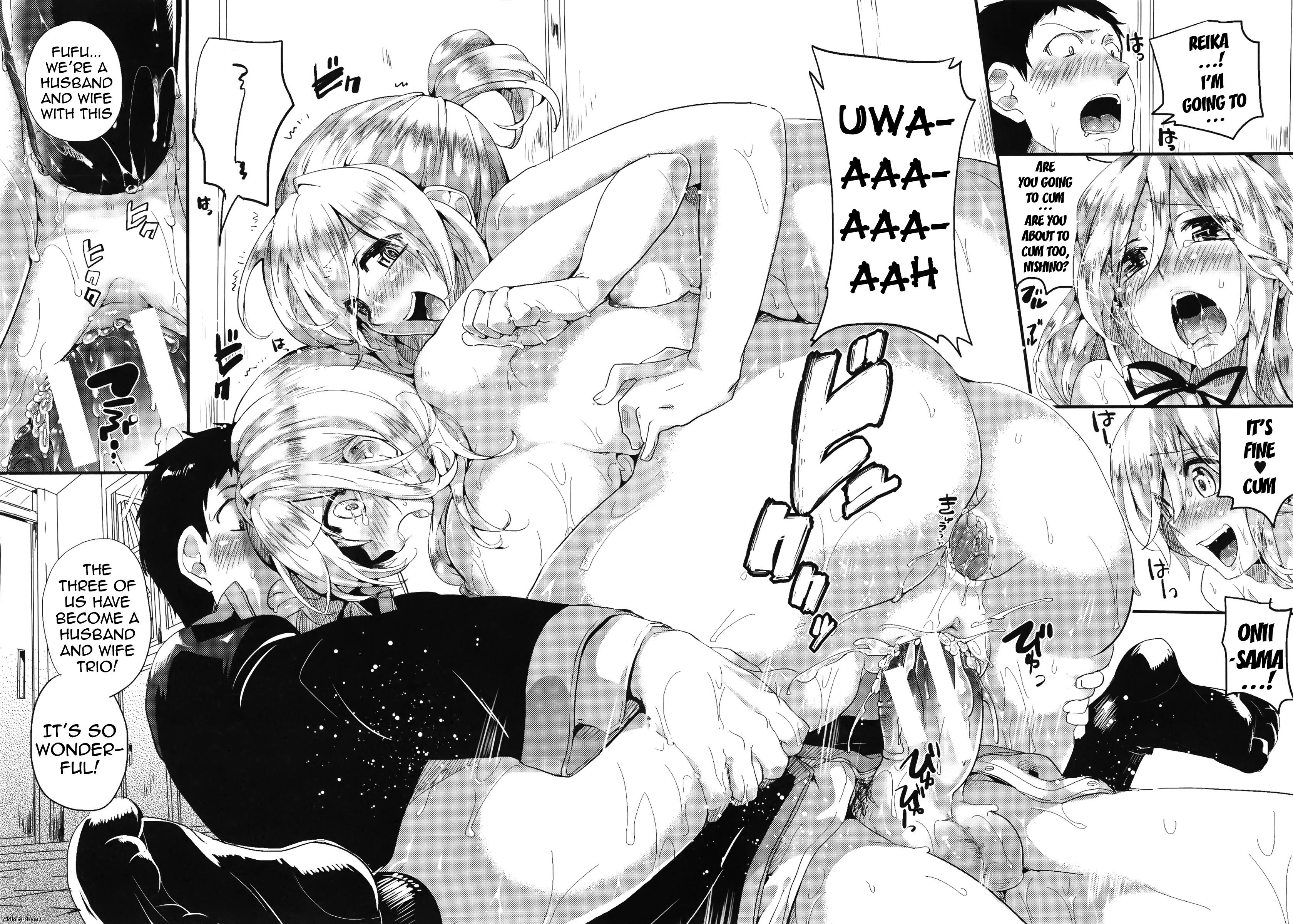DOUMOU - (Iinari Acme Collection) | Сборник хентай манги [Ptcen] [JAP,ENG,RUS,CHI] Manga Hentai