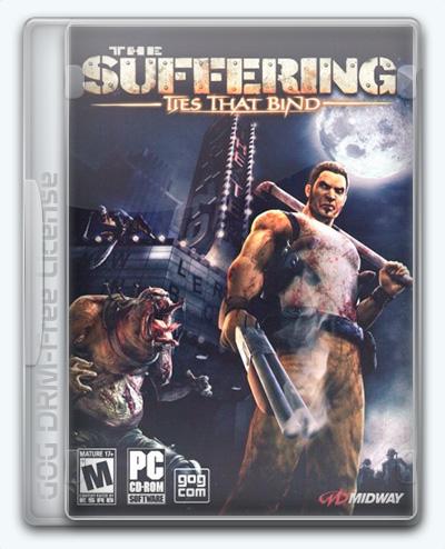 The Suffering: Ties That Bind (2005) [Ru/En] (1.0) License GOG