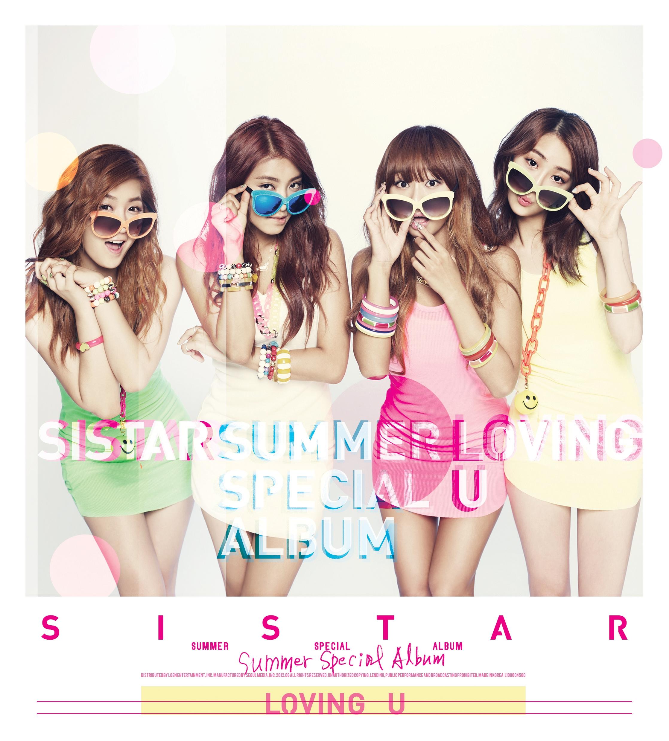 20170912.0931.7 Sistar - Summer Special 'Loving U' cover.jpg
