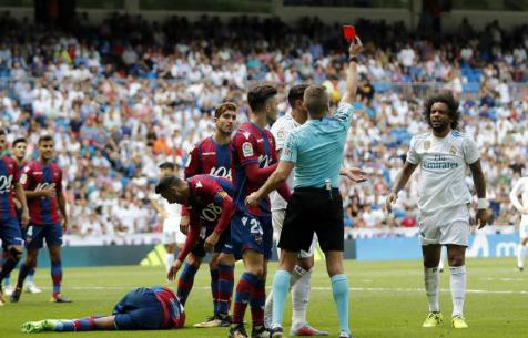 Марсело дисквалифицирован на два матча
