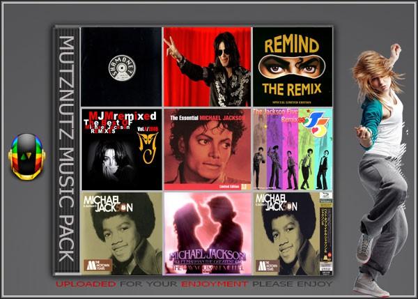 Michael Jackson Mega Pack18-22 – MutzNutz