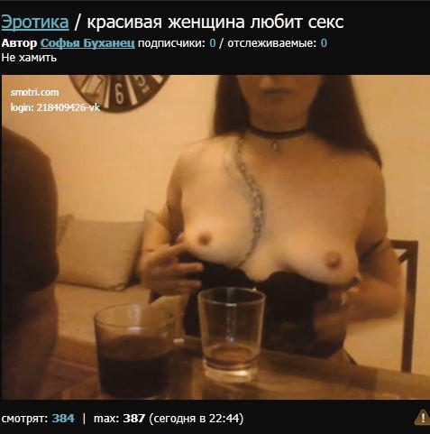 Софья Буханец