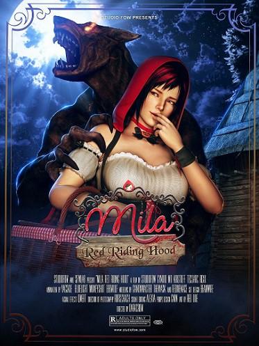 Мила Красная Шапочка / Mila Red Riding Hood (2017) WEB-DL