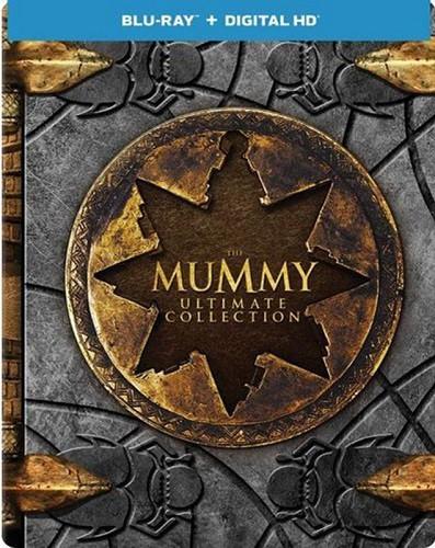 The Mummy Pack 1999-2017 BluRay 1080p x264
