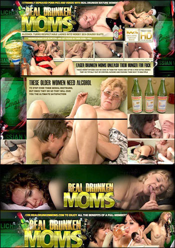 Реально пьяные мамаши / Real Drunken Moms (2011-2012) SiteRip |