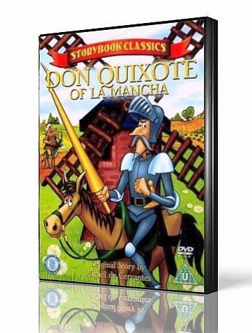 Дон Кихот Ламанческий / Don Quixote of La Mancha (1987) DVDRip