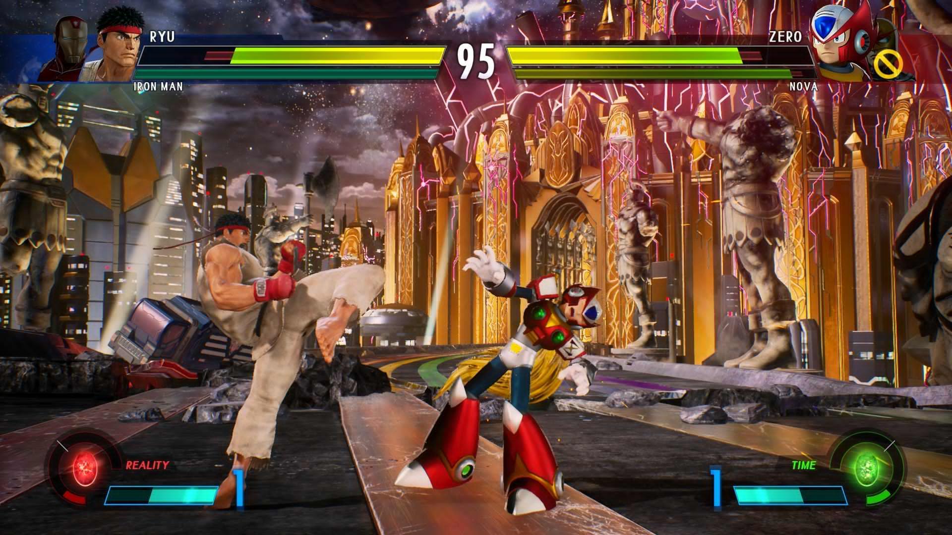 Marvel vs. Capcom: Infinite (2017) PC   RePack от qoob
