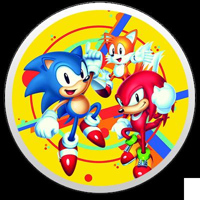 Sonic Mania (2017) [Multi] [macOS WineSkin]