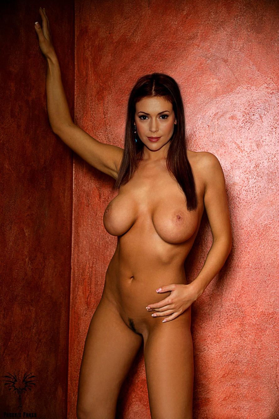 Alyssa milano hot scene nude