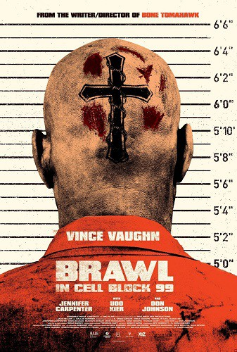 Brawl in Cell Block 99 2017 720p WEB-DL X264 AC3-EVO