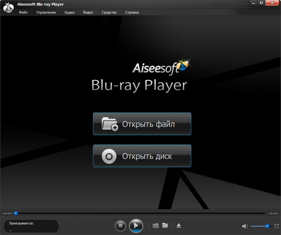 Aiseesoft Blu-ray Player 6.6.8 (2017) РС | RePack by вовава
