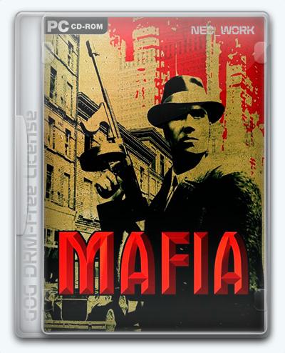 Mafia / Мафия (2002) [Ru/En/Ge] (1.3.16073) License GOG