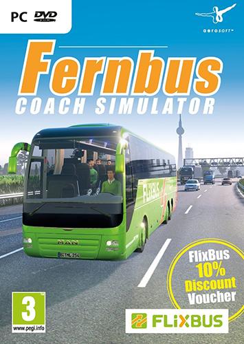 Fernbus Simulator (Aerosoft GmbH) (RUS/ENG/Multi) [L]