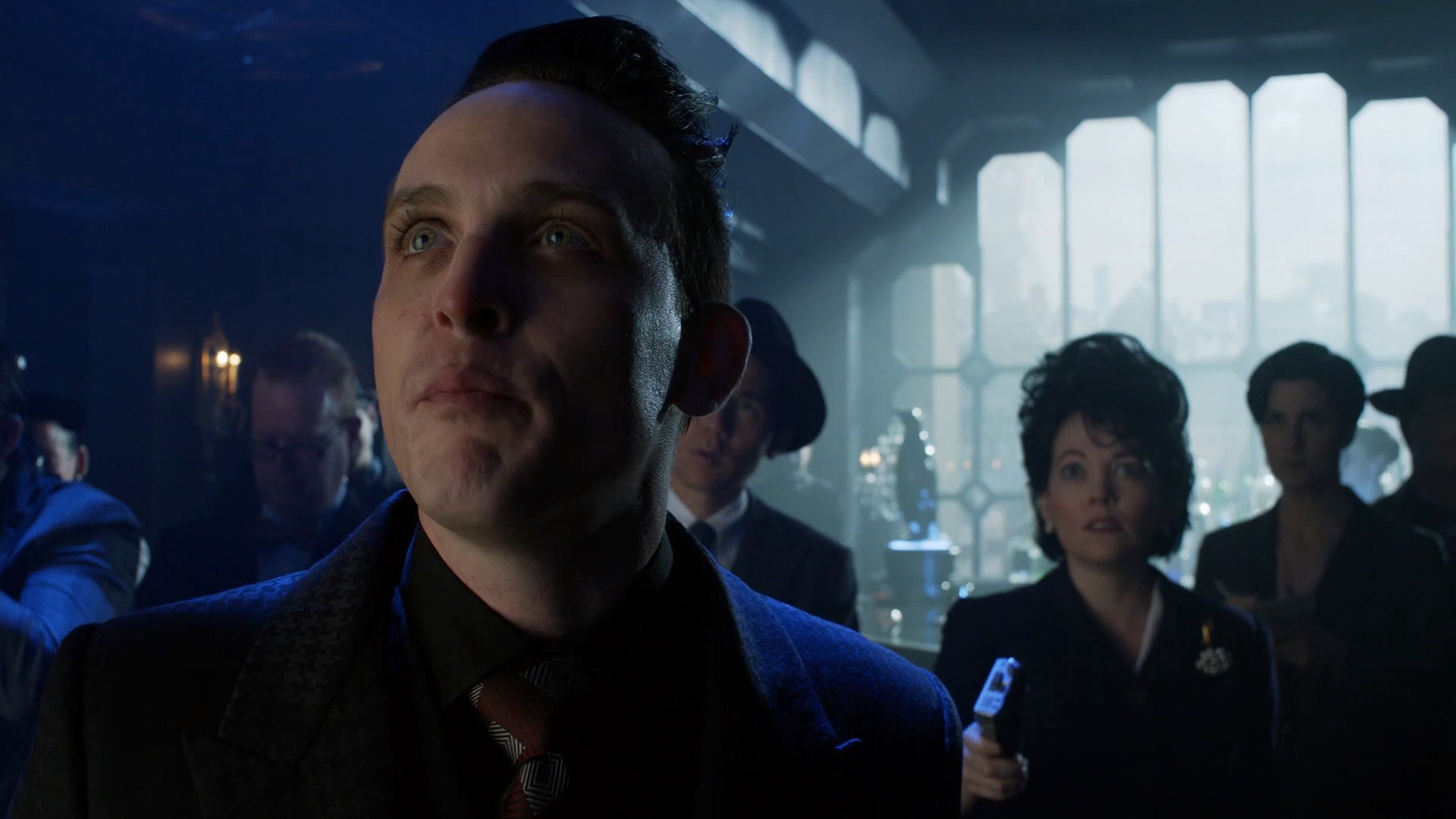Готэм / Gotham [04x01-06 из 22] (2017) WEB-DLRip 1080p   IdeaFilm