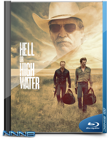 Любой ценой / Hell or High Water (2016) BDRip 720p от NNNB | D, A