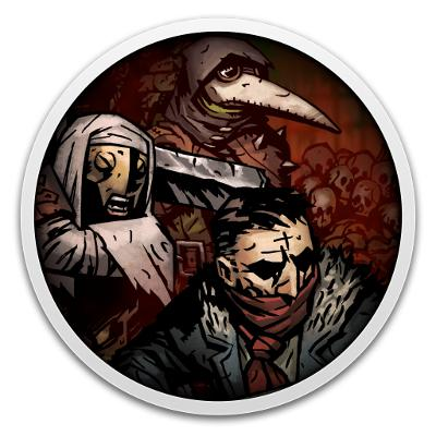 Darkest Dungeon v.21071/dlc (2016) [Multi/Ru] [OS X Native game]