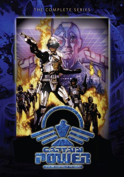 Капитан Пауэр и Солдаты будущего / Captain Power and the Soldiers of the Future (1987–1988) DVDRip [H.264] (сезон 1, серии 1-22 из 22) 2х2
