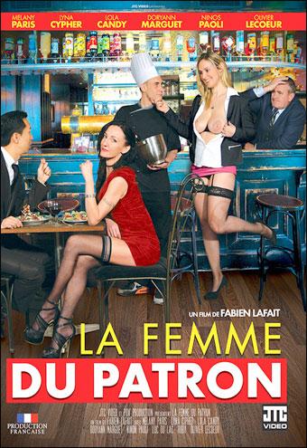 Жена босса / La femme du patron (2017) HDTVRip