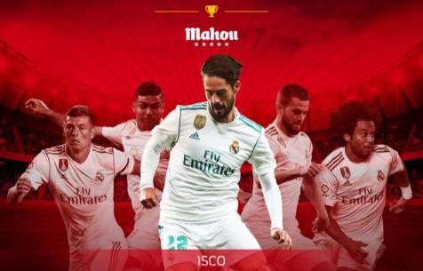 """Иско - лучший игрок """"Мадрида"""" в октябре"""