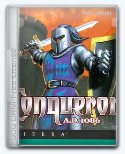 Conqueror A.D. 1086 (1995) [En] (1.0) License GOG