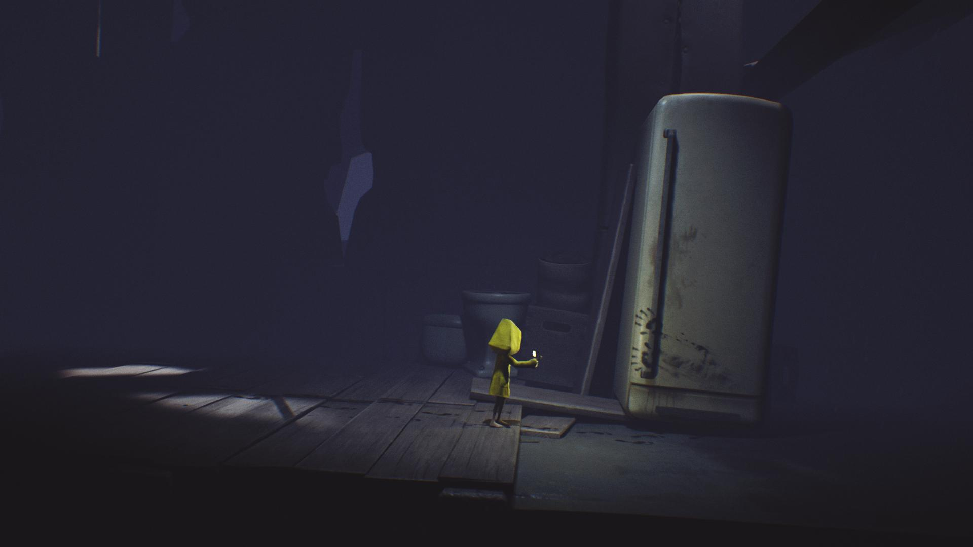 Little Nightmares - Secrets of The Maw Chapter 1-2 (2017) PC | RePack от R.G. Freedom