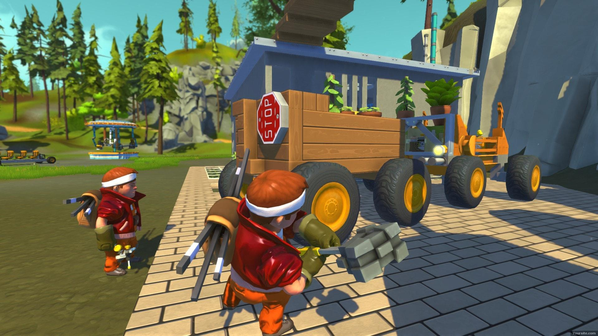 Scrap Mechanic [Early Access] (2017) PC | RePack