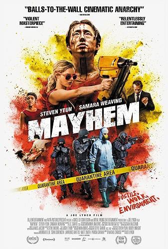 Mayhem 2017 HDRip XviD AC3-EVO