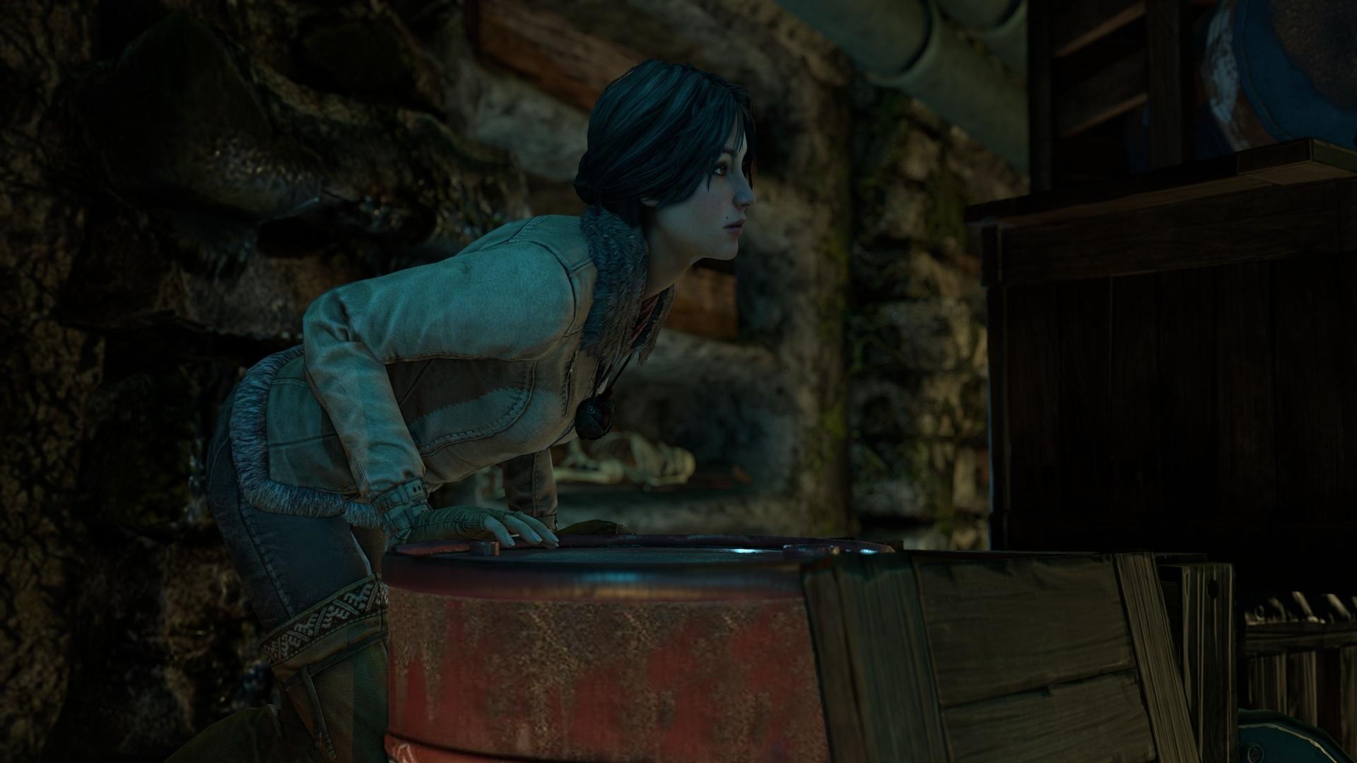 Сибирь 3 / Syberia 3: Deluxe Edition [v 3.0 + DLC] (2017) PC   Repack от =nemos=