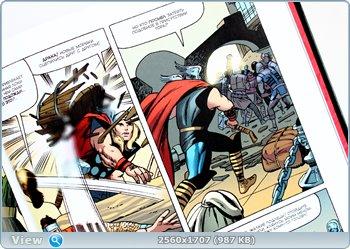 Marvel Официальная коллекция комиксов №94 -  Тор. Истории Асгарда