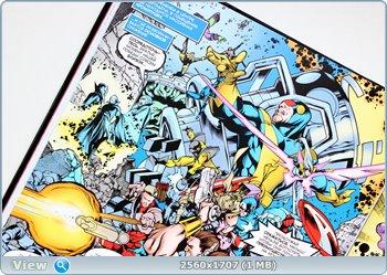 Marvel Официальная коллекция комиксов №92 -  Мстители навсегда. Книга 2