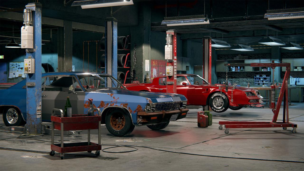 Car Mechanic Simulator 2018 [v 1.4.8 + 4 DLC] (2017) PC | RePack от xatab